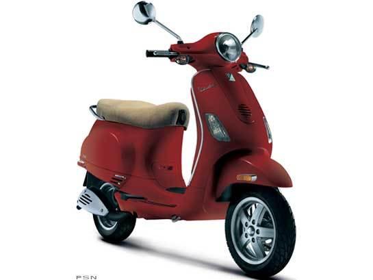 2008 Piaggio LX 150
