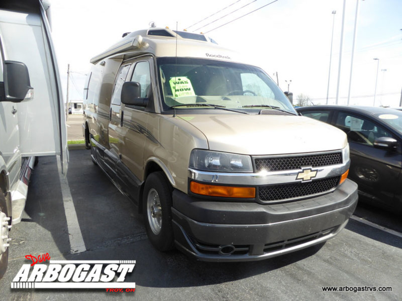 2012 Roadtrek Popular 210