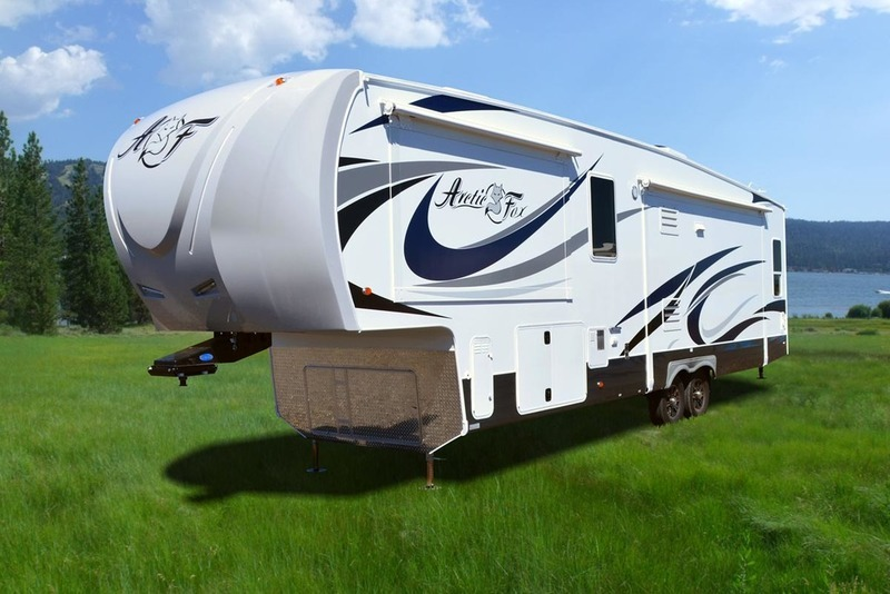 2017 Northwood Arctic Fox Artic Fox Fifth Wheels 35-5Z