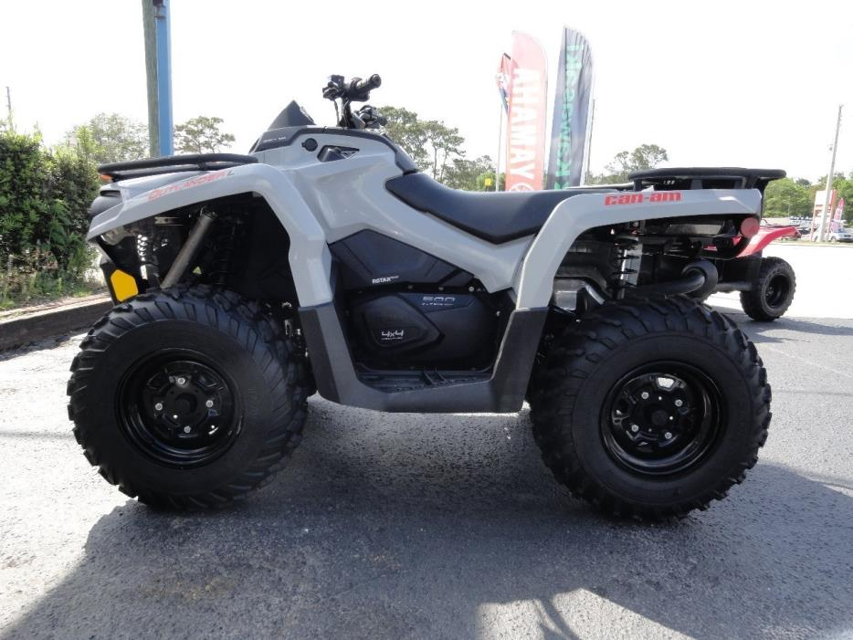 2015 Can-Am OUTLANDER 500 L