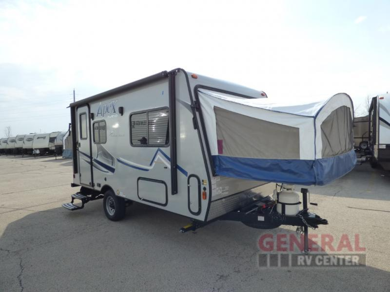2018 Coachmen Rv Apex Nano 15X