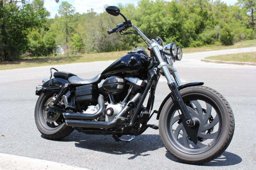 2009 Harley Davidson Dyna Low Rider