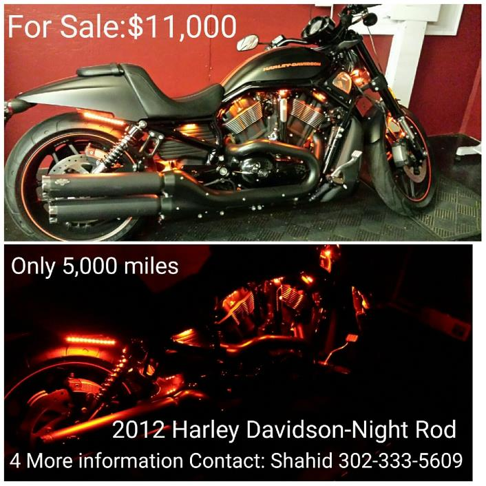2011 Harley-Davidson NIGHT ROD