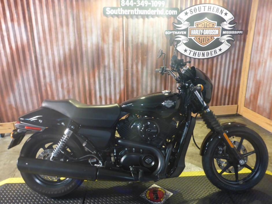 2015 Harley-Davidson Street™ 500