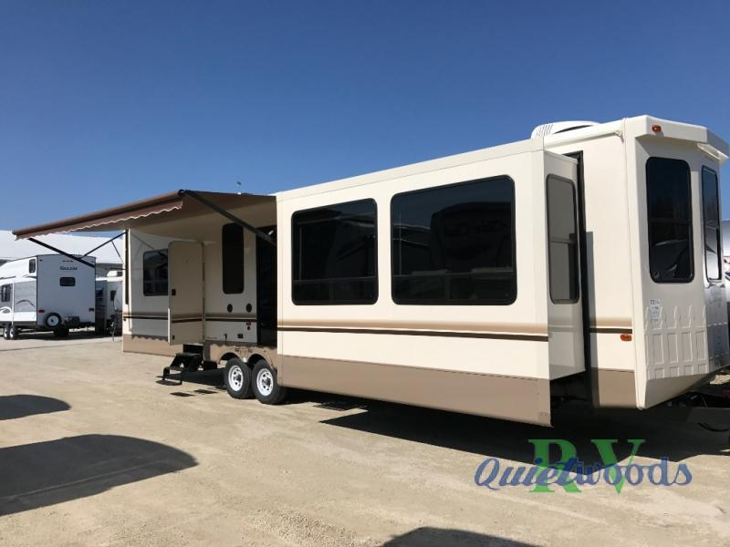 2017 Forest River Rv Cedar Creek Cottage 40CFE2