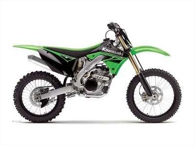 2010 Kawasaki KX™250F