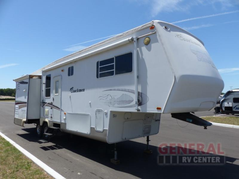 2003 Coachmen Rv Somerset 340IKS 3SL