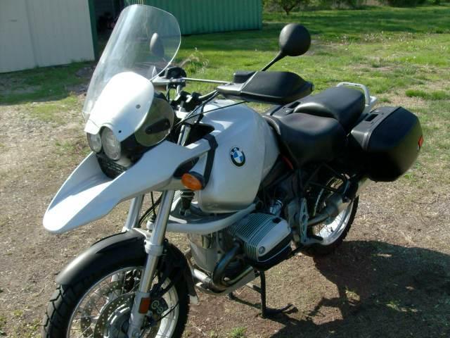 2001 BMW R 1150 GS