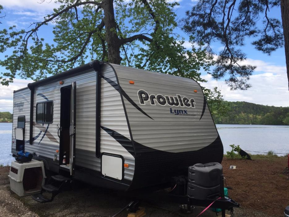 2015 Heartland PROWLER LYNX 22LX