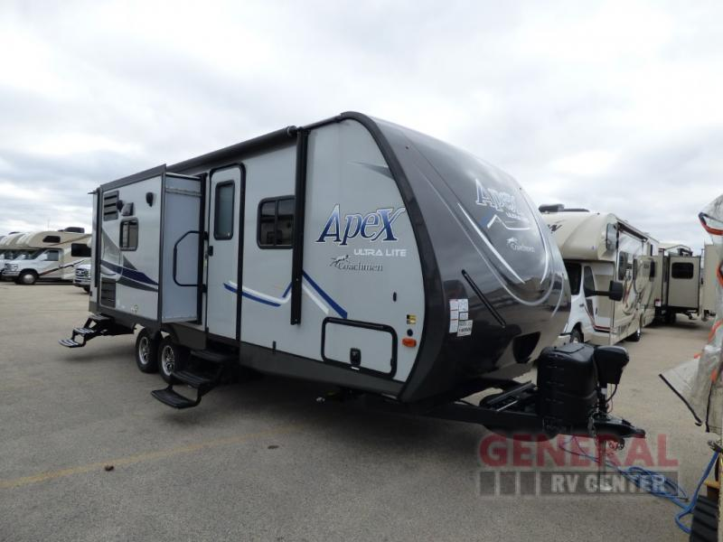 2018 Coachmen Rv Apex Ultra-Lite 259BHSS