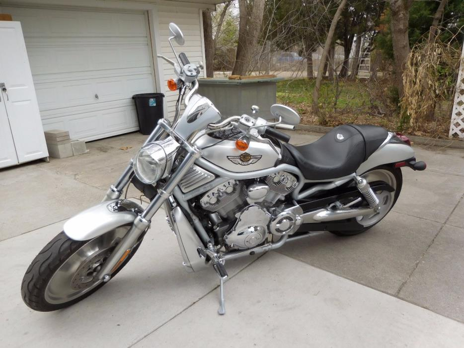 2010 Harley-Davidson V-ROD ANNIVERSARY EDITION