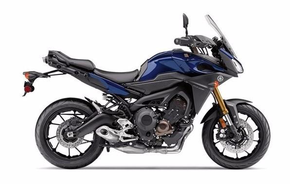 2017 Yamaha FJ-09