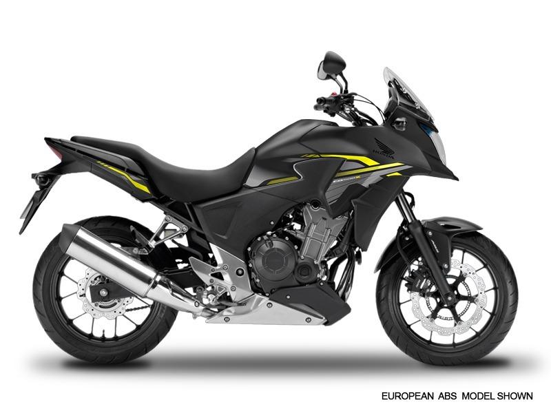 2015 Honda CB500X ABS