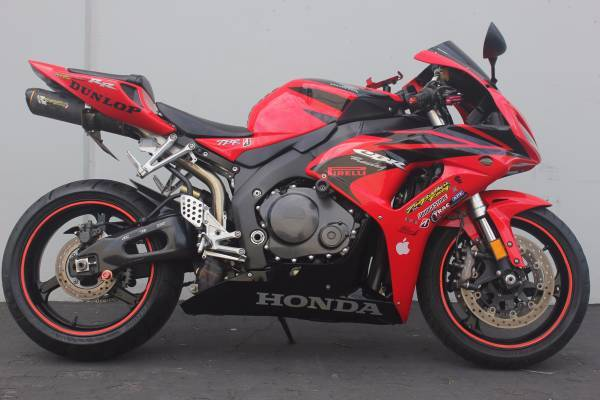 2007 Honda CBR1000RR