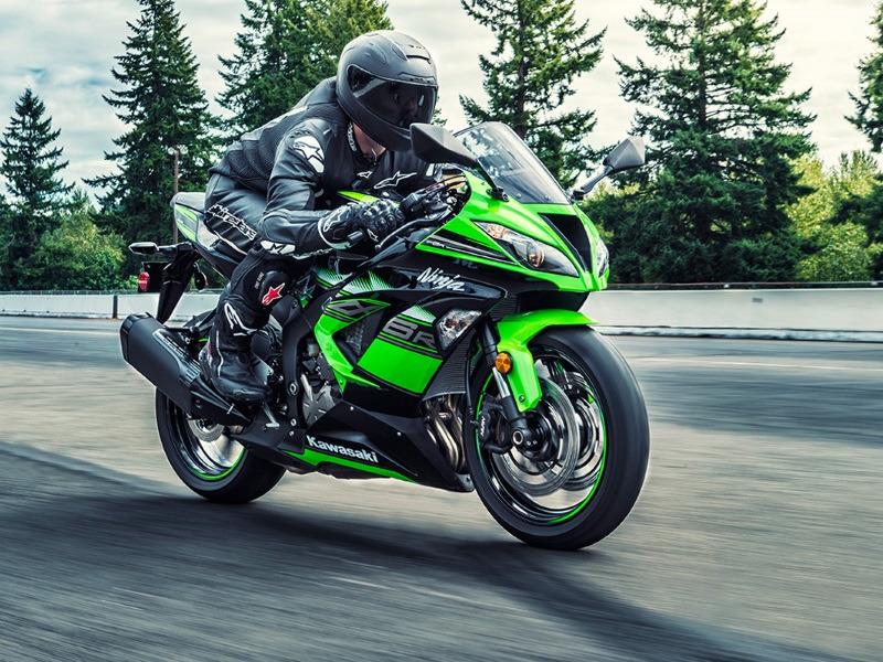 2017 Kawasaki Ninja ZX-6R KRT Edition