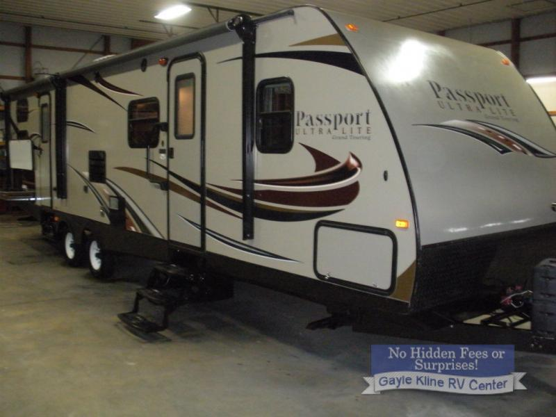 2014 Keystone Rv Passport 3220BH Grand Touring