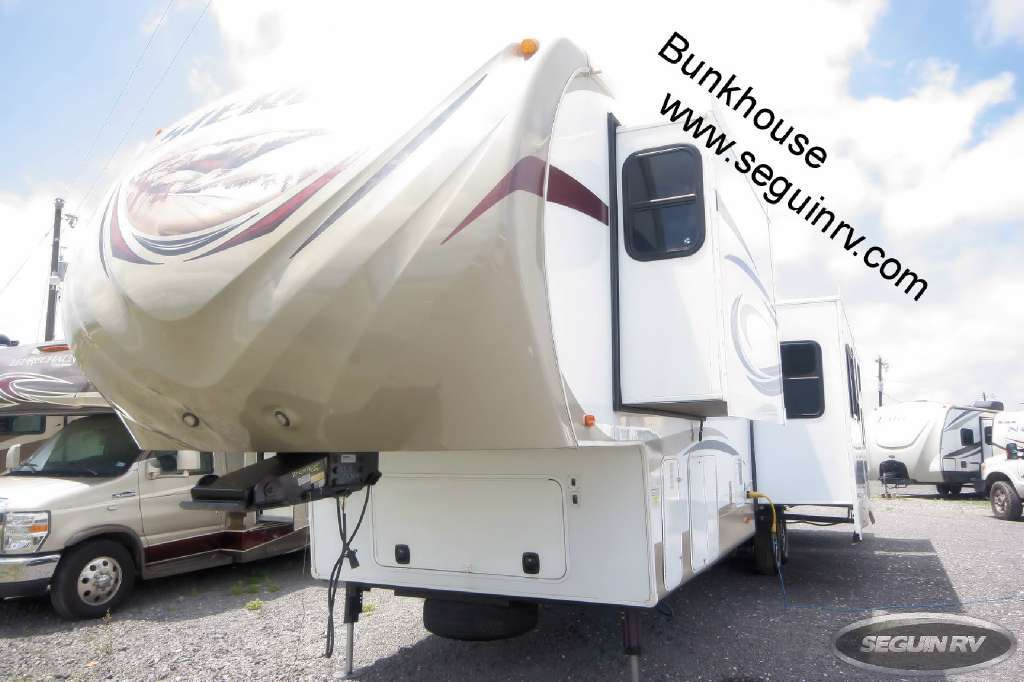 2014 Forest River Sierra RV 365SAQB