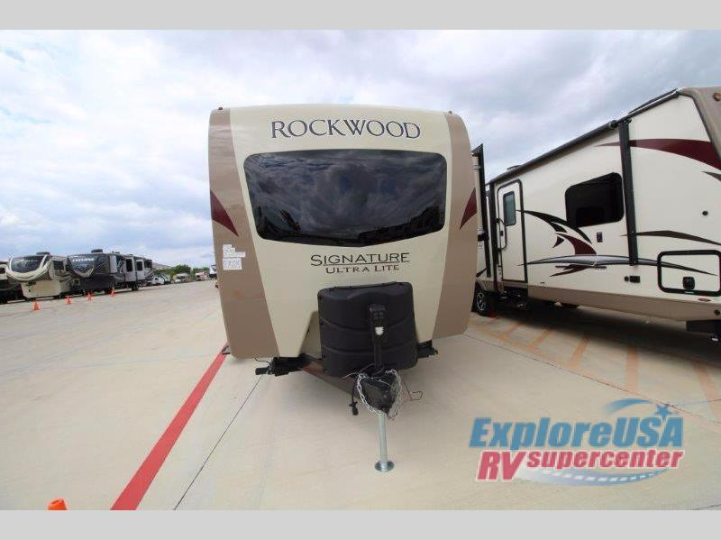 2018 Forest River Rv Rockwood Signature Ultra Lite 8326BHS