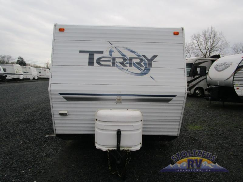 2005 Fleetwood Terry 250RS