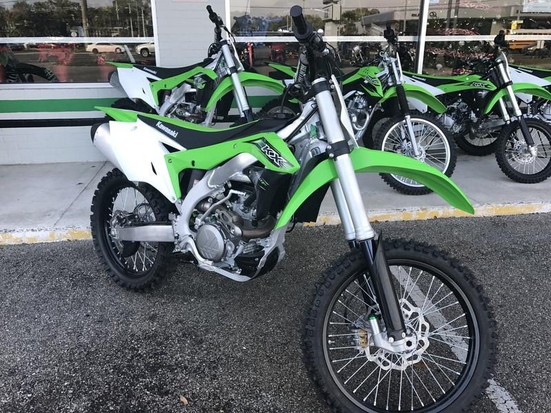 2016 Kawasaki KX 450F