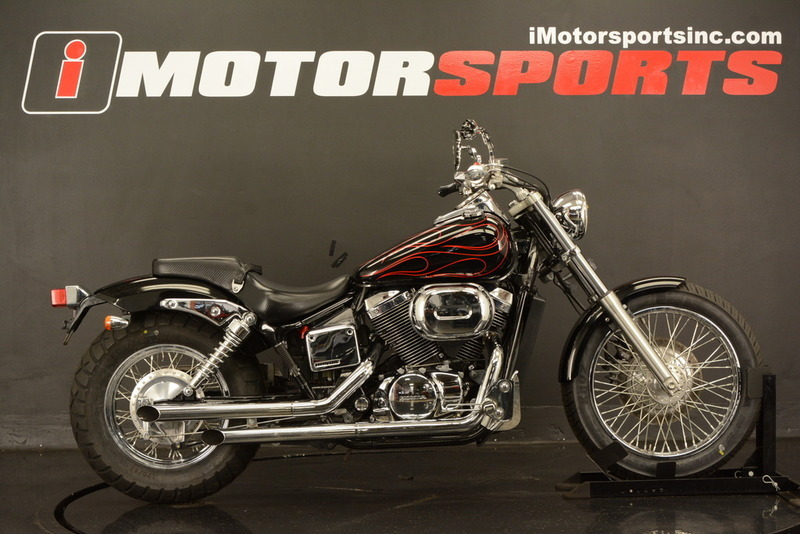 2007 Honda Shadow Spirit 750 DC