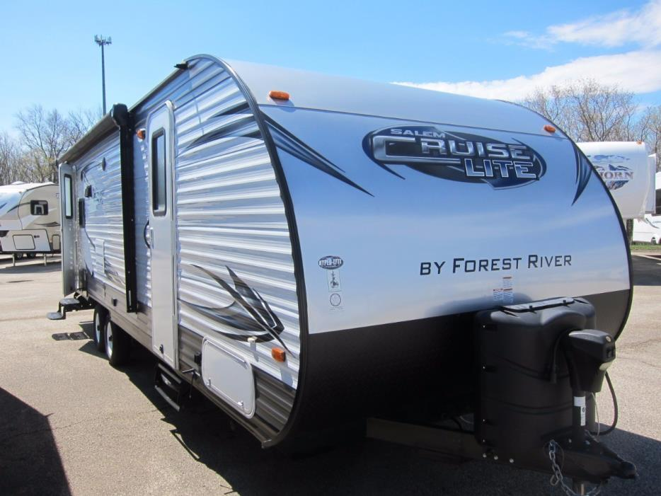 2015 Salem Cruise Lite 253 RLXL