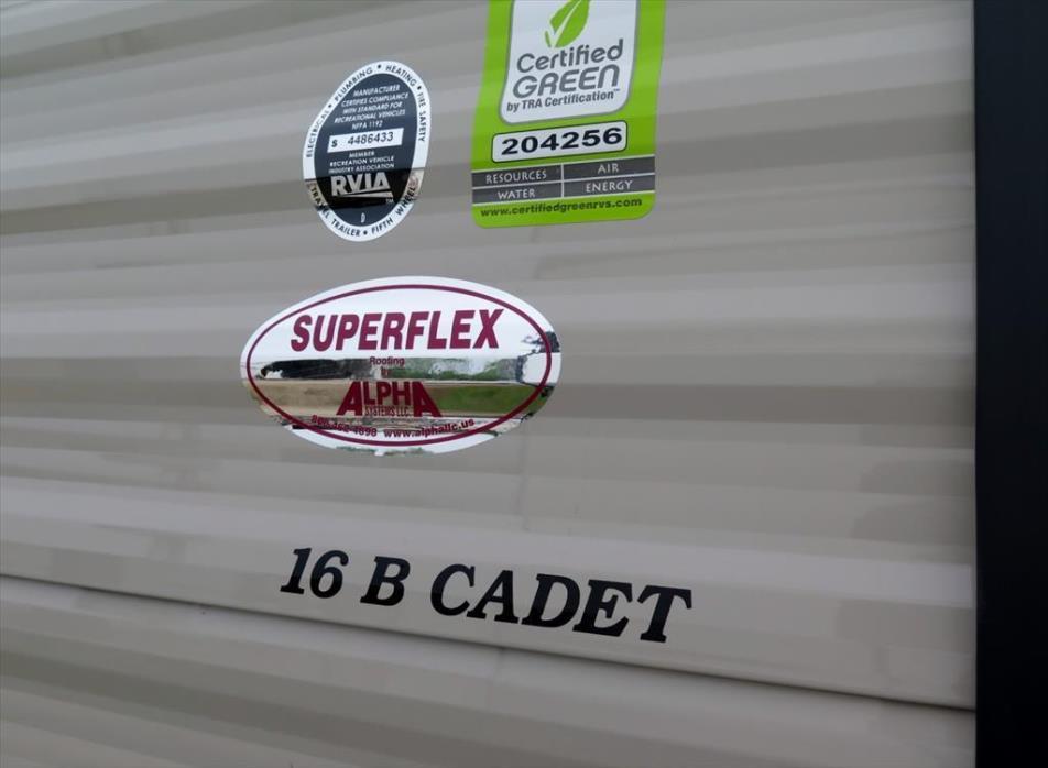 2018 Coachmen Clipper Cadet 16CBH, 9