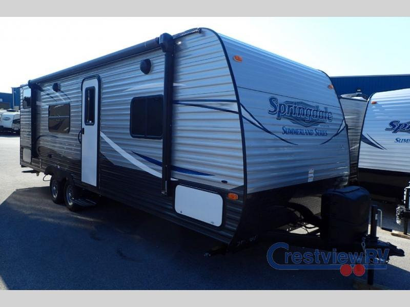 2018 Keystone Rv Summerland 2600TB