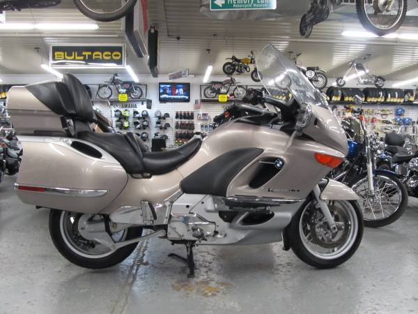 1999 BMW K1200LT Custom