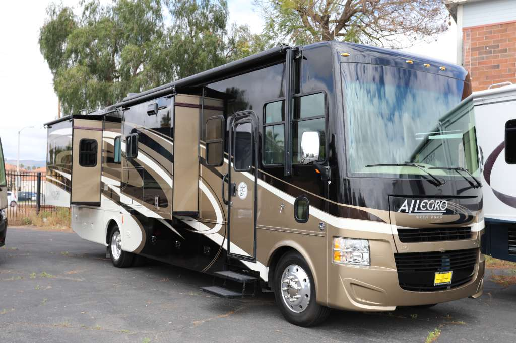 Tiffin Motorhomes Allegro Open Road 34tga Vehicles For Sale