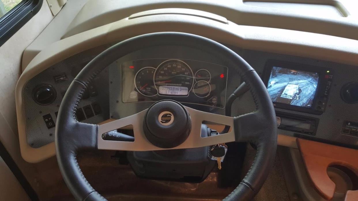 2009 Tiffin Motorhomes ALLEGRO OPEN ROAD 32BA, 4