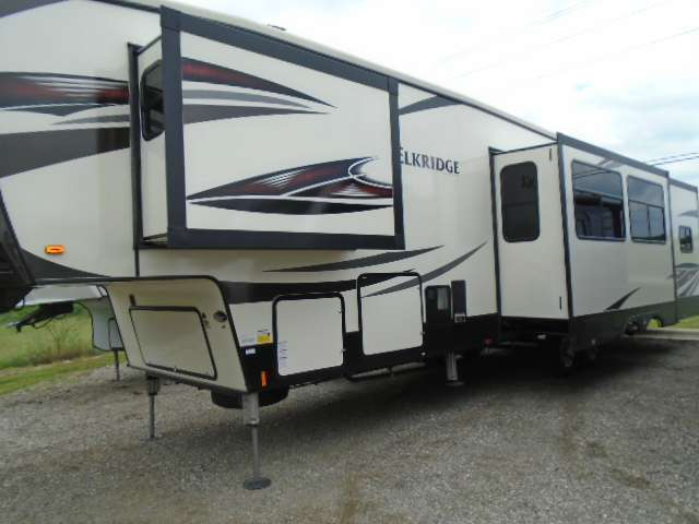 2018 Heartland ElkRidge 38RSRT