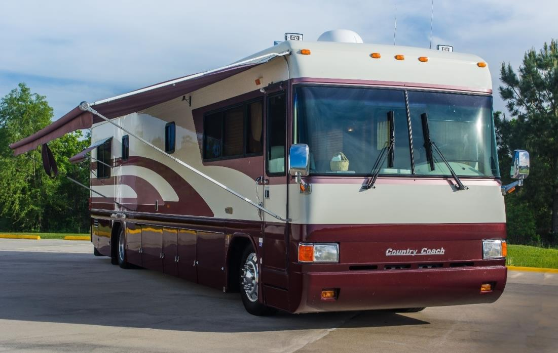 1997 Country Coach INTRIGUE 40