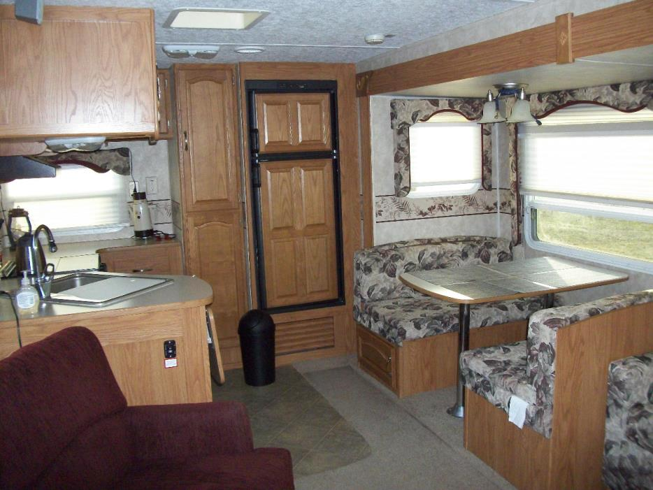 2006 Keystone COPPER CANYON 3121SLS