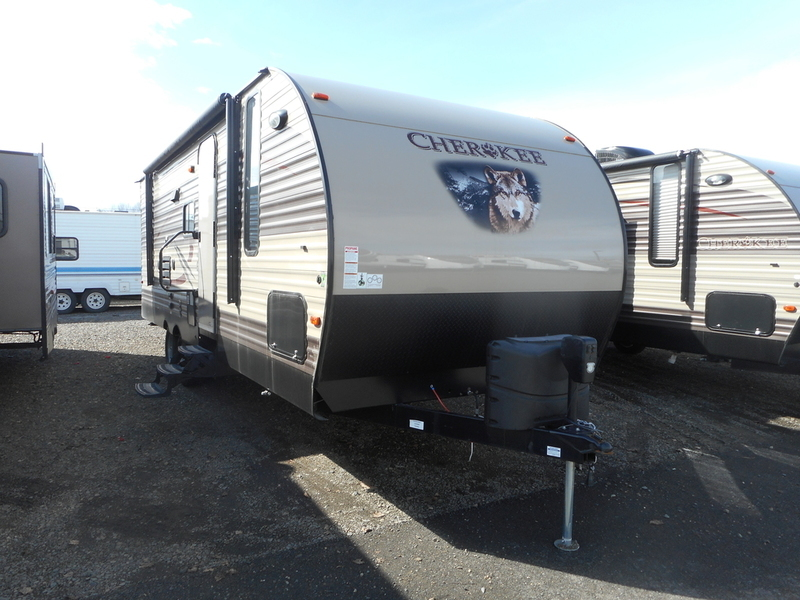 2016 Forest River Cherokee 254Q