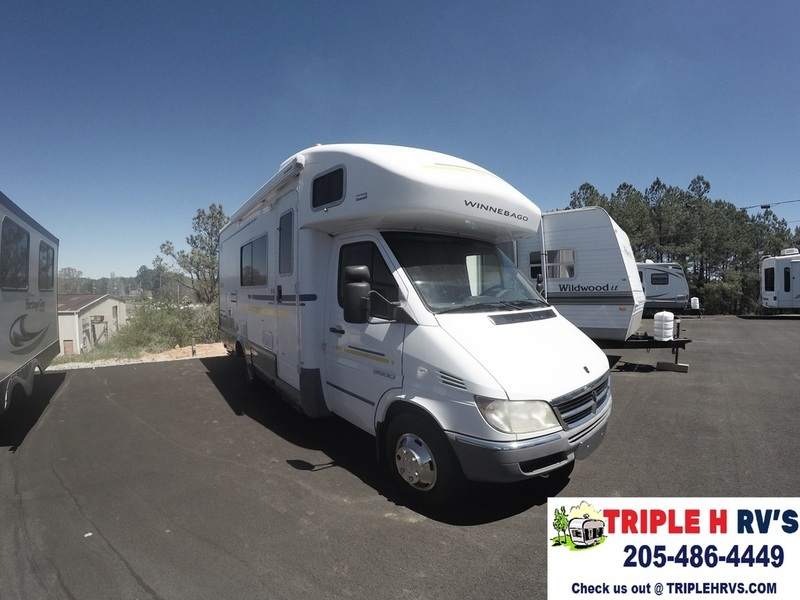 2005 Winnebago 23J WINNEBAGO - VIEW, 3