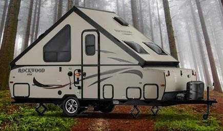 2018 Forest River ROCKWOOD A213HW