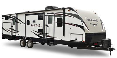 2016 Heartland Rv North Trail NT KING 28DBSS