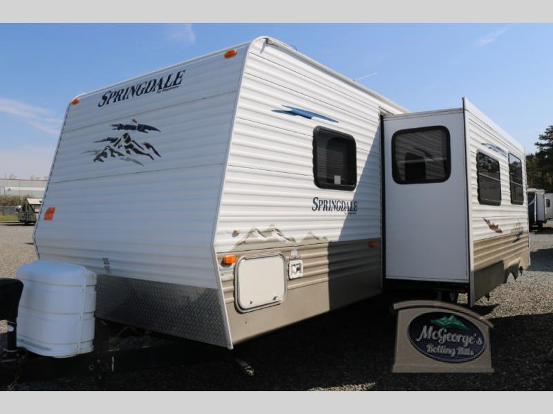 2009 Keystone Rv Springdale 296BHSSR, 1