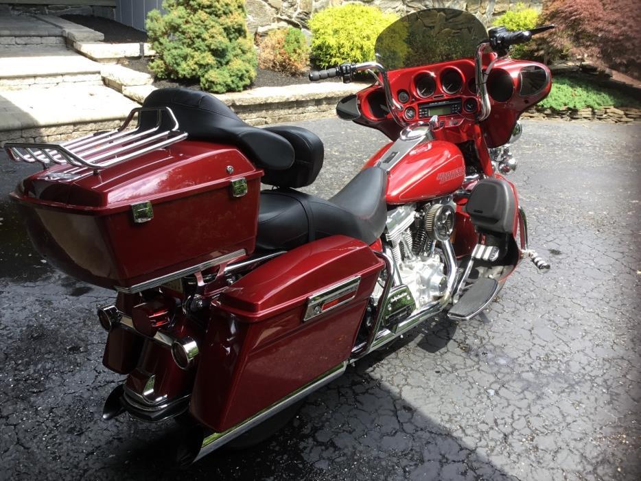 2007 Harley-Davidson ELECTRA GLIDE STANDARD
