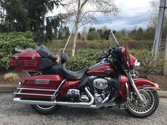 2010 Harley FLHTCUI