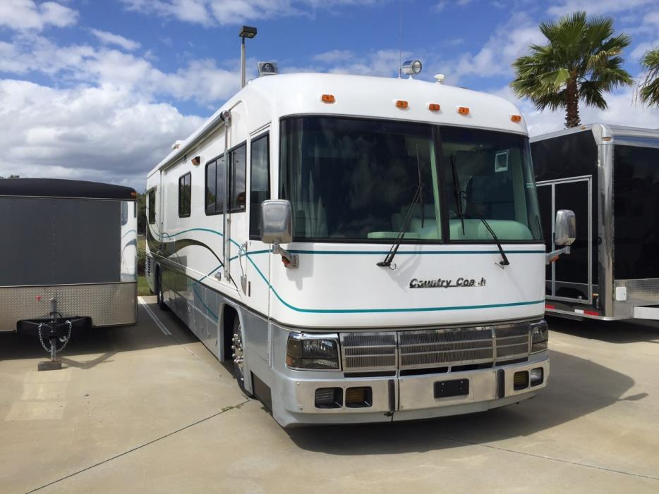 1995 Country Coach AFFINITY 40
