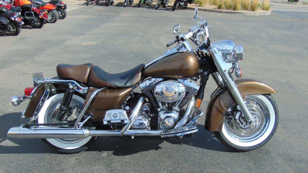 2007 Harley-Davidson FLHRC - ROAD KING