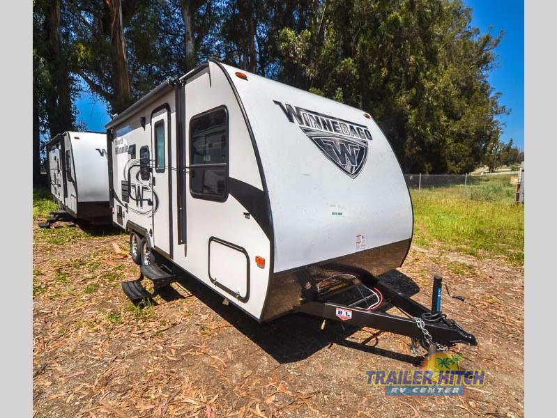 2018 Winnebago Industries Towables Micro Minnie 2106FBS