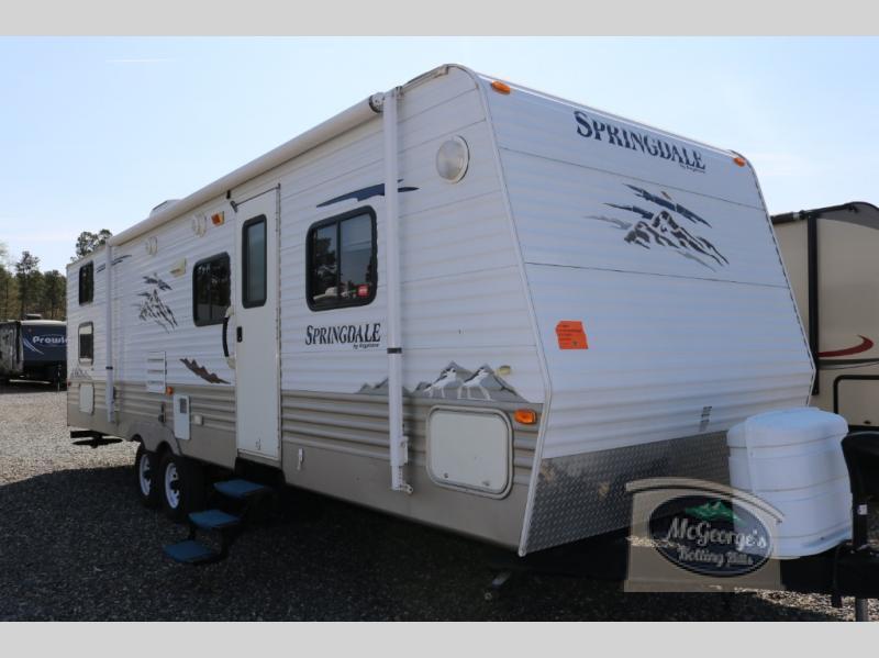 2009 Keystone Rv Springdale 296BHSSR, 3