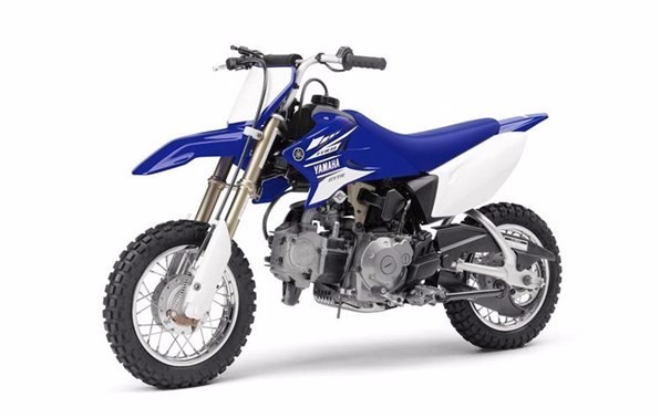 2017 Yamaha TT-R50E