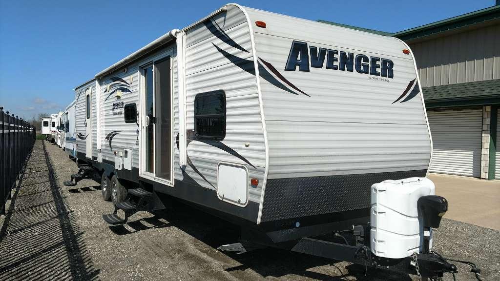 2013 Prime Time Avenger RV 36BHD