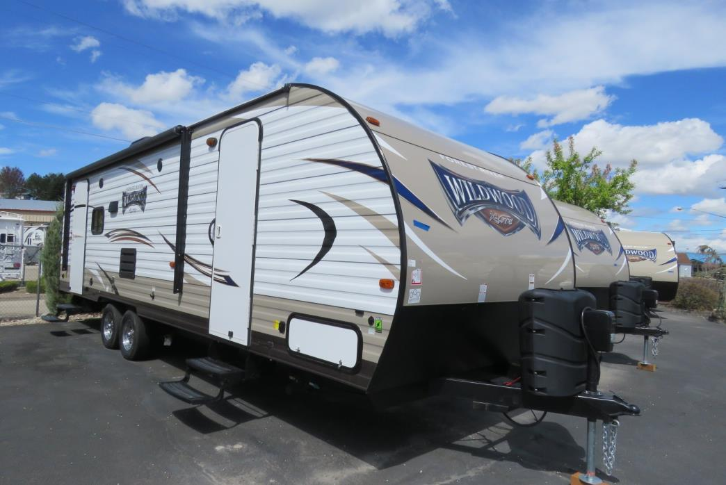 2017 Forest River WILDWOOD X-LITE 254RLXL