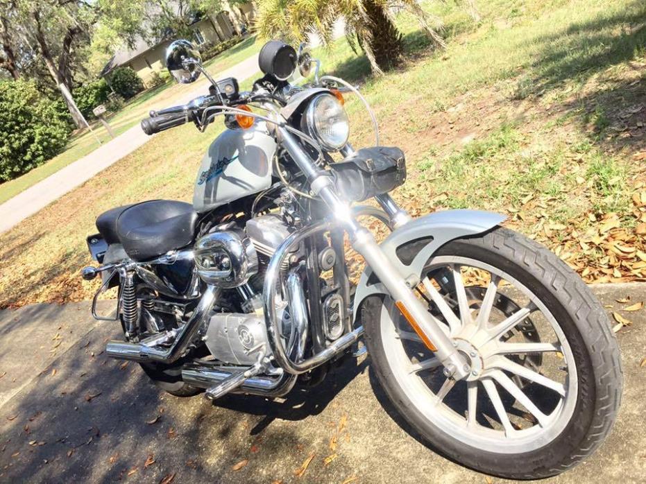 harley davidson sportster motorcycles for sale. Black Bedroom Furniture Sets. Home Design Ideas