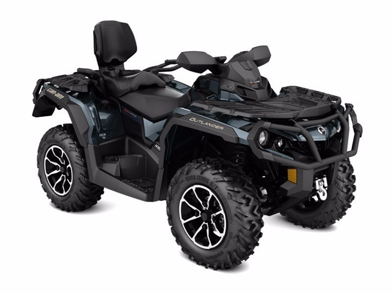 2017 Can-Am OUTLANDER MAX LIMITED